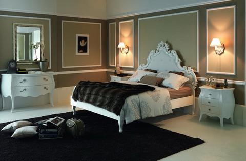Camere da letto grandi sconti ingrosso arredamenti roma for Camera matrimoniale bianca
