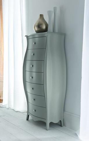 Mobile settimanale grigio stile classico roma