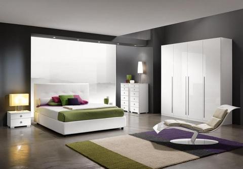 Mobili per camera da letto in melaminico mcs civitavecchia
