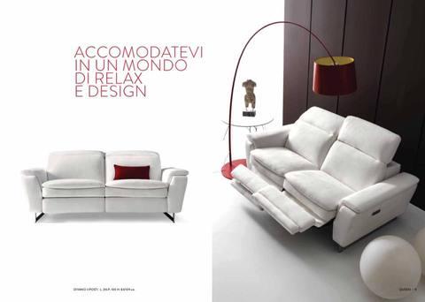 Accomodatevi in un modo di design e relax roma