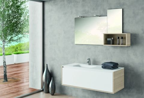 Mobile bagno synergie roma