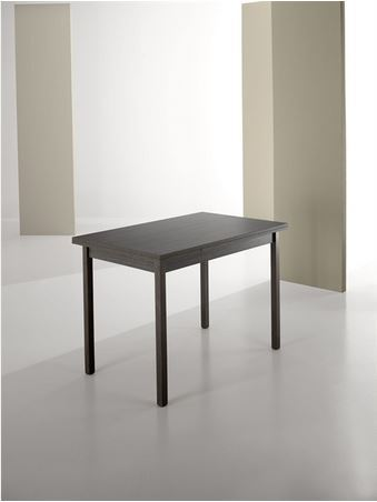 Tavolo rettangolare grigio roma grandi sconti ingrosso for Tavolo grigio