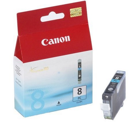 Canon cli-8pc cartuccia serie 8 - photo ciano+magenta