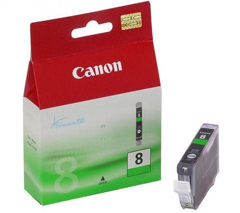 Canon cli-8g cartuccia serie 8 - green + red