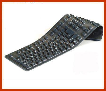 Tastiera flessibile in silicone