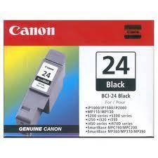 Canon bci-24 nero- kit nero+colore