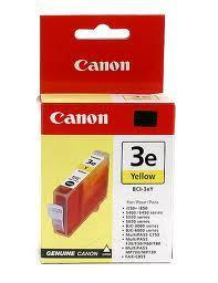 Canon cartuccia inkjet bci-3e giallo