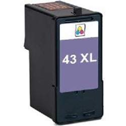 Lexmark 43xl colori alta capacità