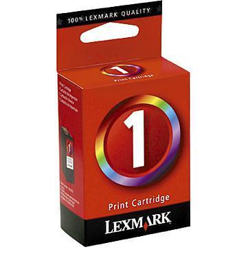 Lexmark  1 cartuccia inkjet colori
