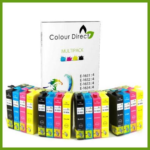 Cartucce stampanti inchiostro epson alta capacità