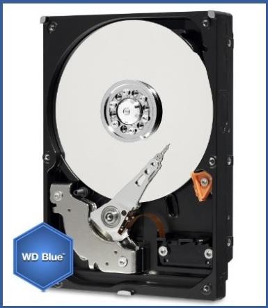 Hard Disk Compatto Desktop Per Migliorare Prestazioni Pc
