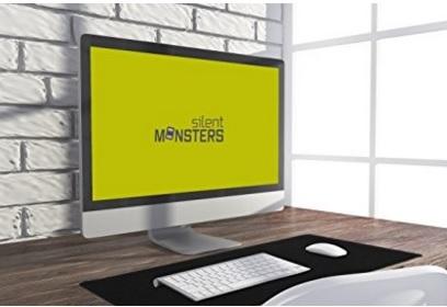 Tappetino perfetto per tastiera e mouse per ufficio