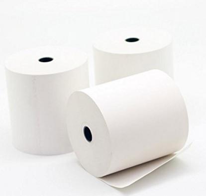 Rotolo termico omologato per stampanti e pos