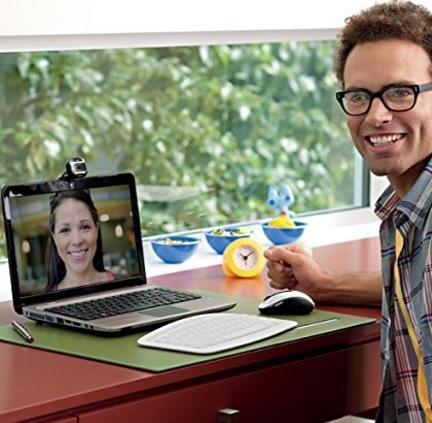 Webcam 2.0 Lifecam Hd Microsoft Autofocus