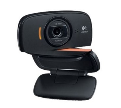 Webcam Pieghevole E Moderna Hd Logitech