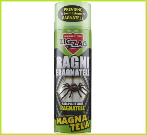 Insetticida ragni esterno
