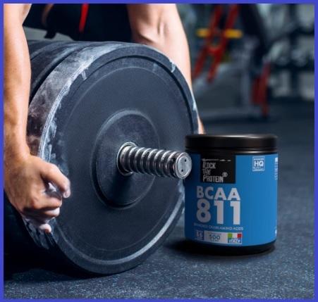 Aminoacidi ramificati bcaa gensan