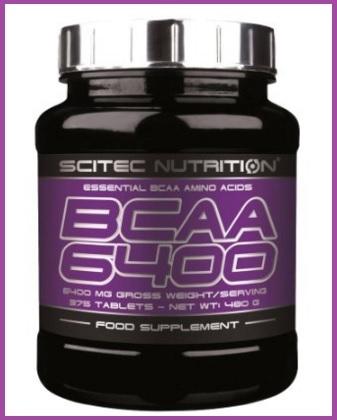 Compresse bcaa scitec nutrition recensioni