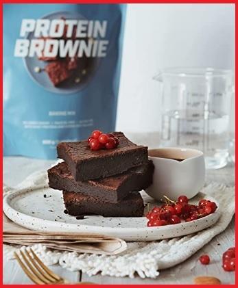Snack Proteico Brownies Al Cioccolato E Caramello