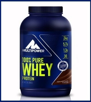 Whey chocolate del siero del latte