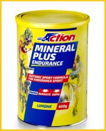 Proaction minerali al gusto di limone