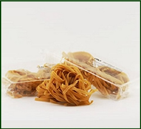 Tagliatelle proteiche per diete low carb