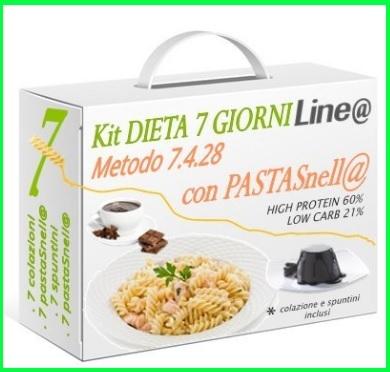 Kit dieta proteica per tornare in linea