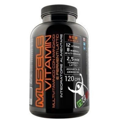 Net Integratori Vitamine E Aminoacidi Per Muscoli