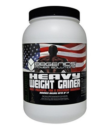 Compresse Muscolari Weight Gainer Bbgenics