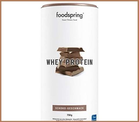 Integratori proteine siero latte foodspring