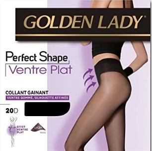 Calze golden lady ventre plat