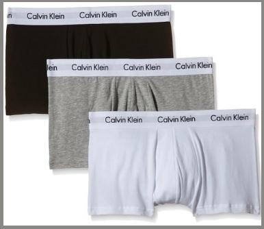 Boxer Della Calvin Klein Colori Classici