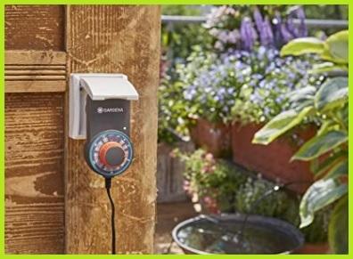 Irrigazione solare giardino