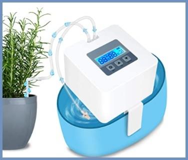 Irrigazione automatica per vasi