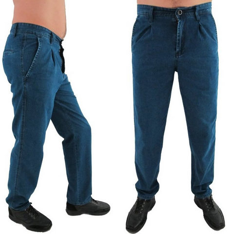 Jeans da uomo taglie forti online