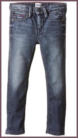 Jeans per bambini e ragazzi tommy hilfiger