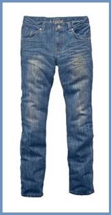 Jeans per bambini slim