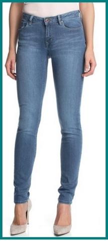 Jeans super slim fit donna