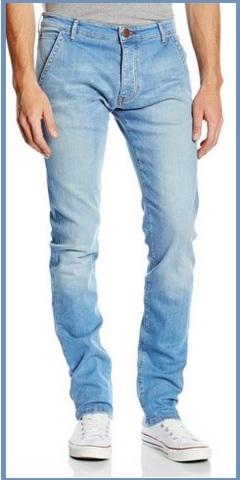 Jeans da uomo chiari