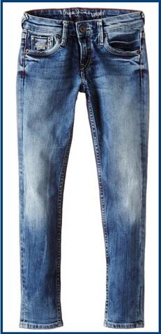 Jeans per bambini e ragazzi firmati 99% cotone
