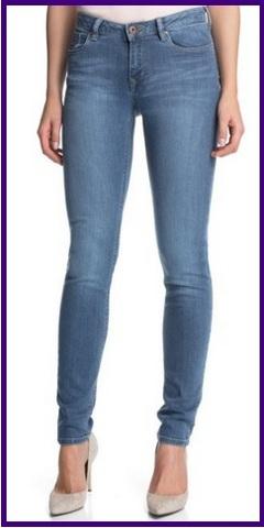 Jeans super stretti firmati esprit