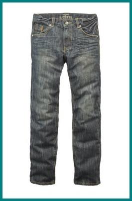 Jeans classici per bambini e ragazzi dai 6 ai 10 anni