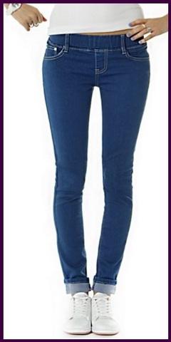 Leggings completamente uguali ai jeans