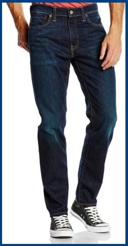 Jeans classici per uomo levi's