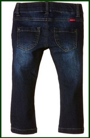 Jeans slim alla moda per ragazze e bambine