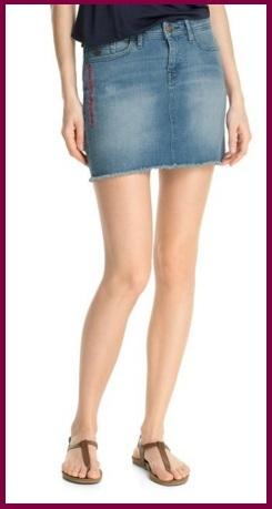 Jeans Gonna Della Esprit