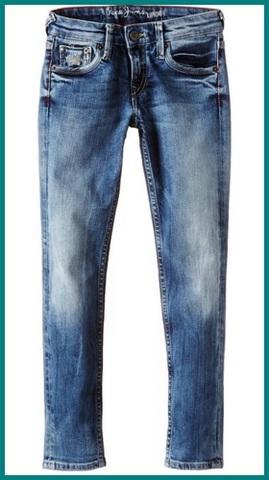 Jeans per bambini e ragazzi 99% cotone