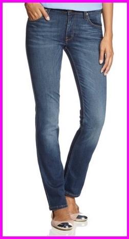 Jeans normali per ragazze e signore