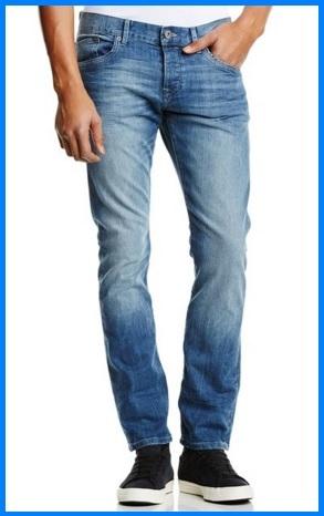 Jeans firmati e alla moda per uomo
