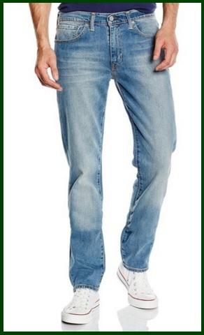 Jeans slim fit firmati levi's